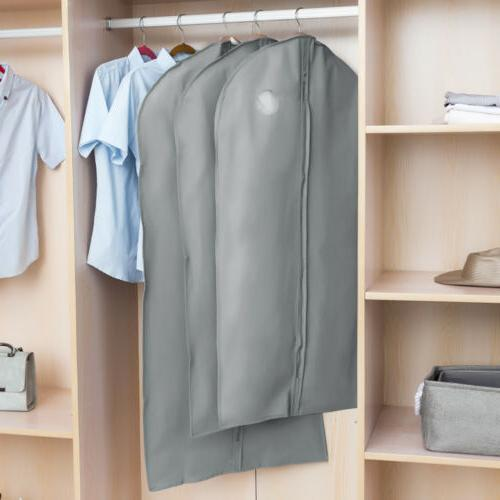 10x Garment Bag Storage Clothes Protector