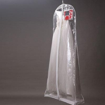 180cm Wholesale Solid For Wedding Dust Cover <font><b>Extra</b></font> Waterproof Clothing <font><b>Bags</b></font> LOGO