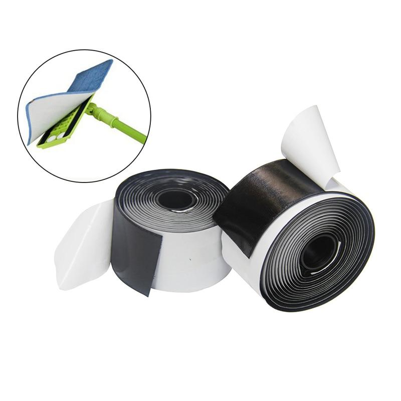 1meter adhesive and loop tape velcros adhesive sticker velcros with gue fabric for sewing
