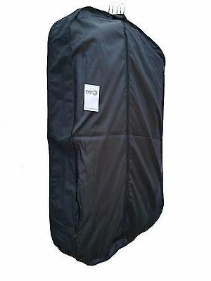 "39"" Business Garment Bag Cover for Suits and Dresses Clothin"