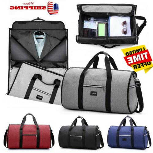 2 in 1 business travel garment sports