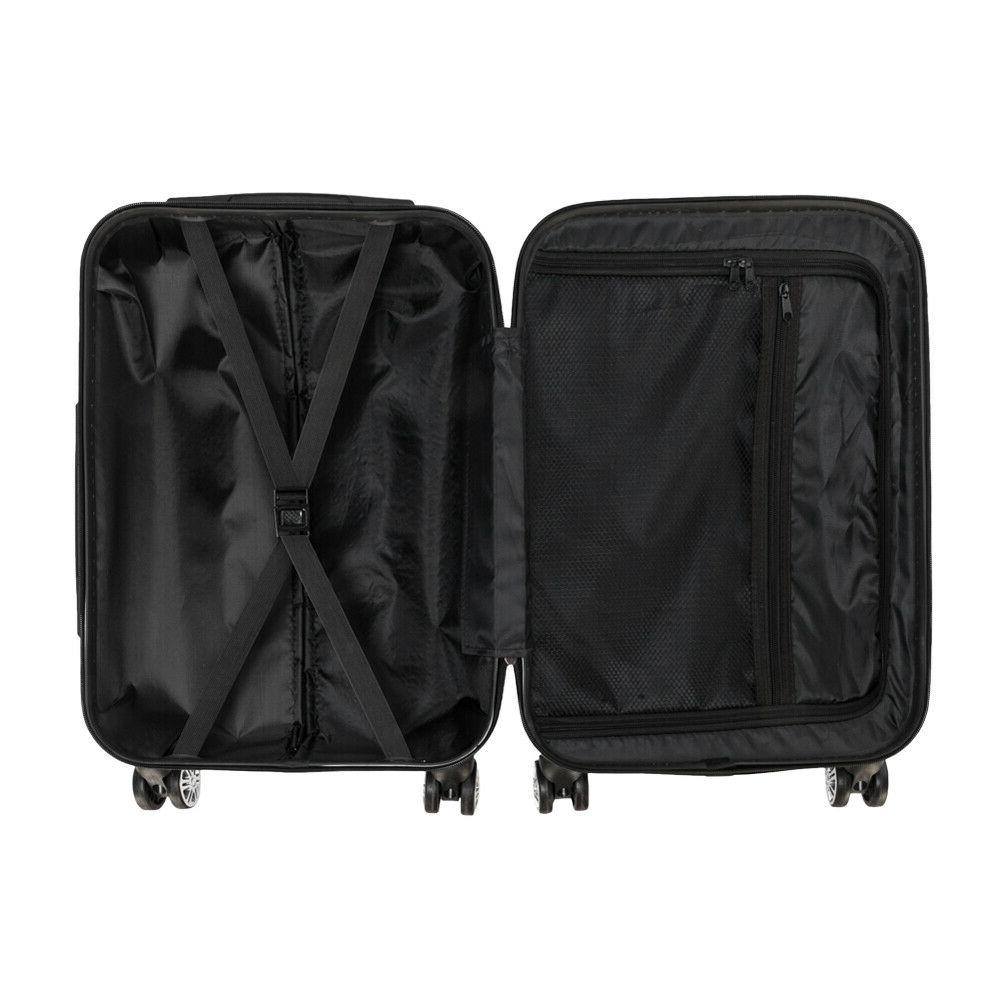 20'' Waterproof 4 Rolling Garment Travel