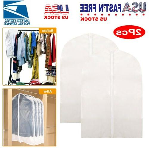 2PC Large Bag Bag Long Cover