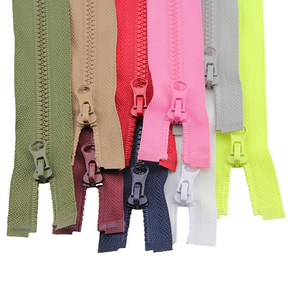 2pcs/lot open zippers for kids zips for tailor sewing