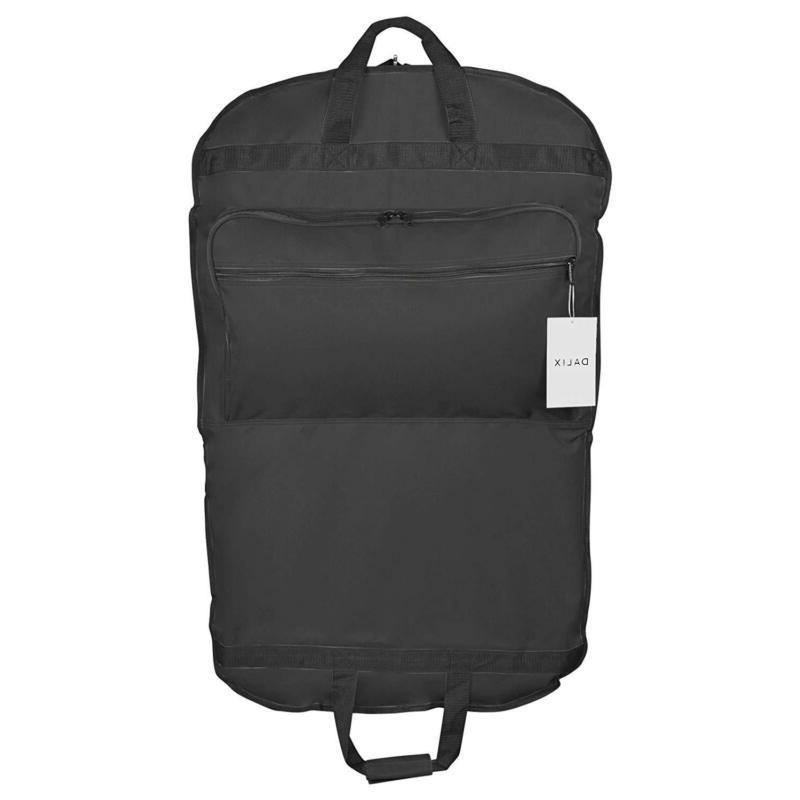 """39"""" Travel Bag Foldable With Fastener Pockets"""