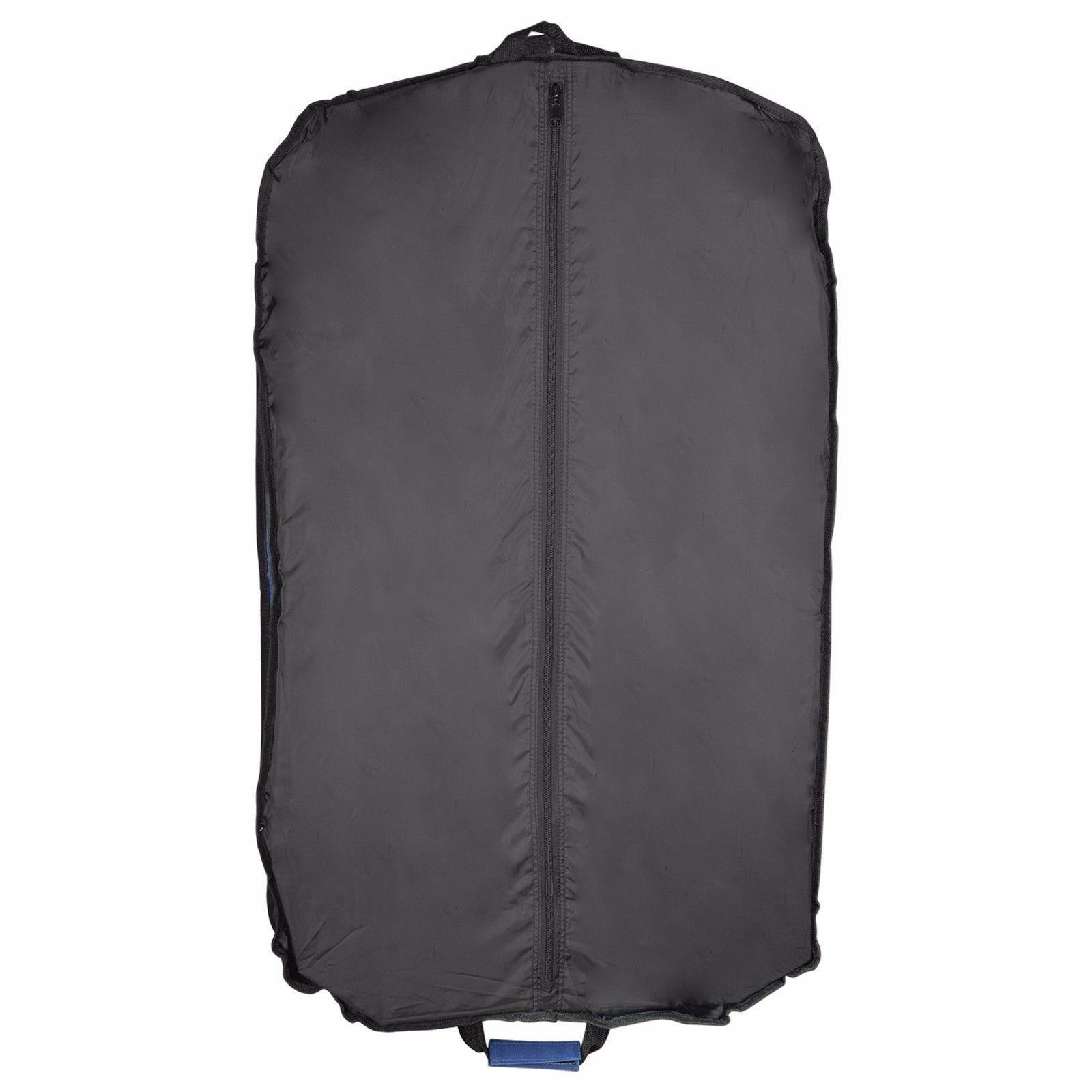 """39"""" Business Bag Cover Clothing Foldable Pockets"""