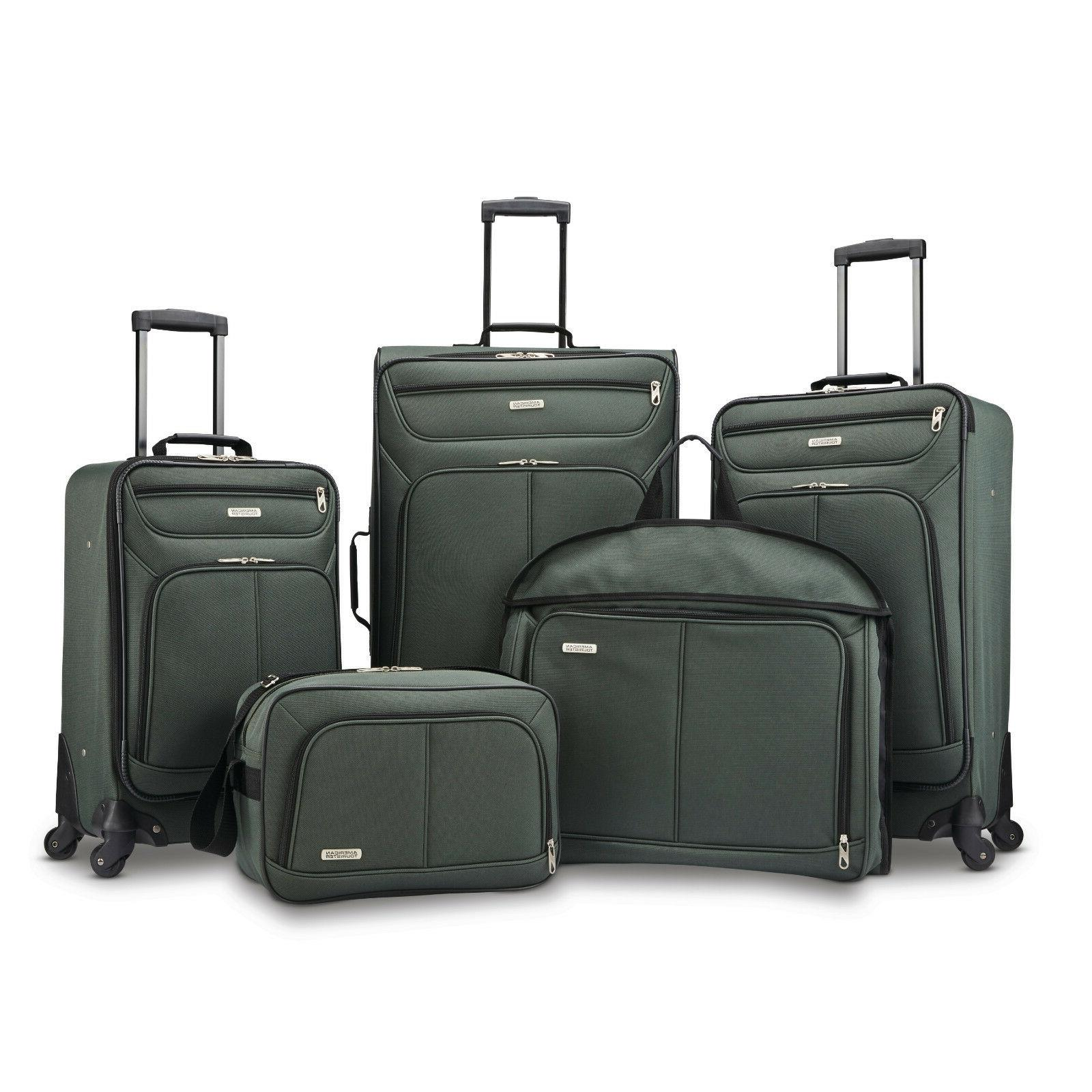 American Piece Spinner Luggage