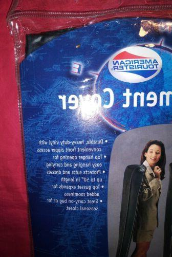 American Tourister Black Cover BRAND New in package