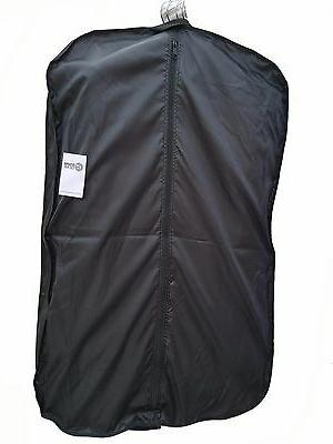 """39"""" Garment Bag Cover For Suits and Dresses Clothing Foldab"""