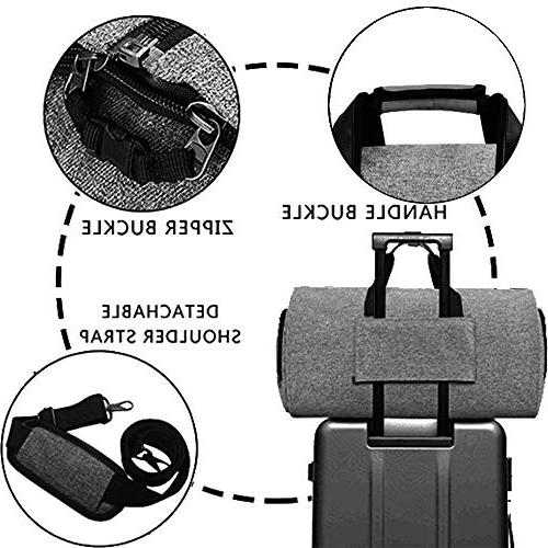 Foldable Garment Carry on Duffel Bag and Momen Bag Travel Suit Bag