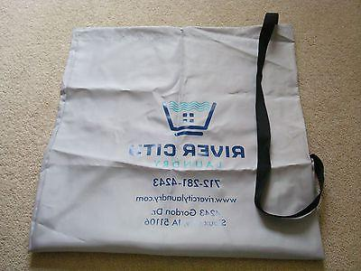 """Laundry Garment Bag With Sling By Eco2Go 39 1/2"""" H x 28 1/2"""""""