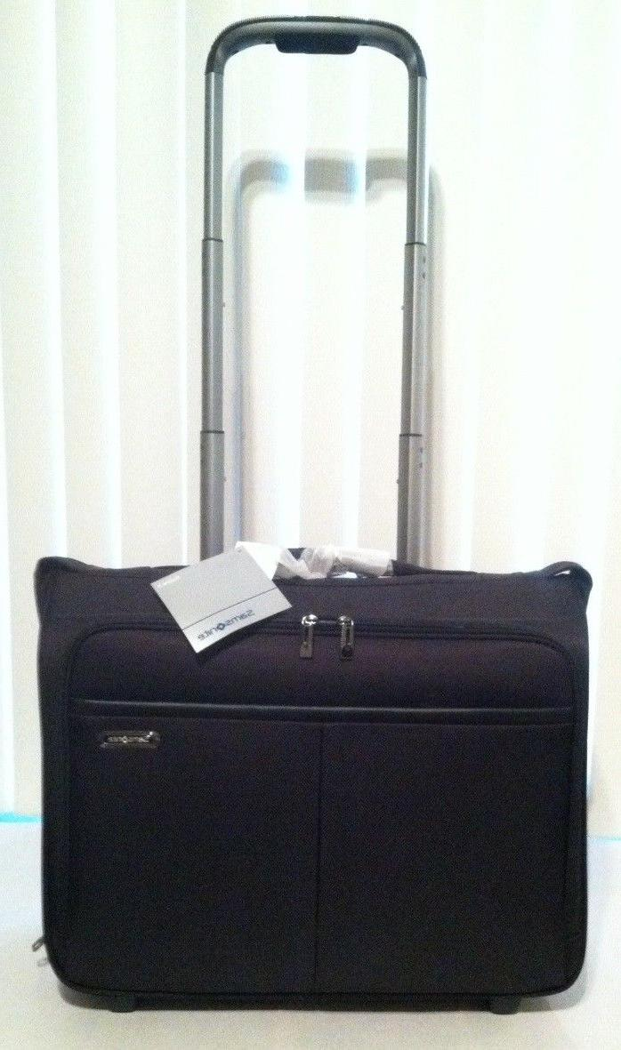 NEW Samsonite Outline X Wheeled Carry-On Garment Bag Travel