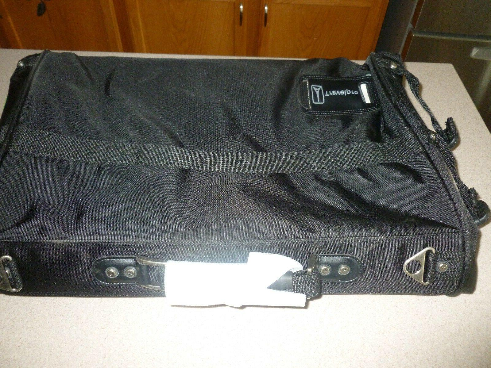 NEW TravelPro Flight Travel Bag & Leather 22""