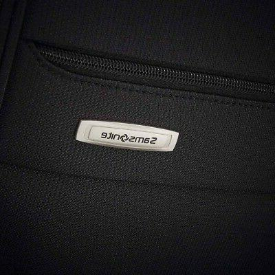 Samsonite Advena Softside Ultravalet Bag Black