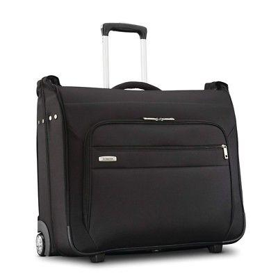 Samsonite Wheeled Ultravalet Garment Bag Black