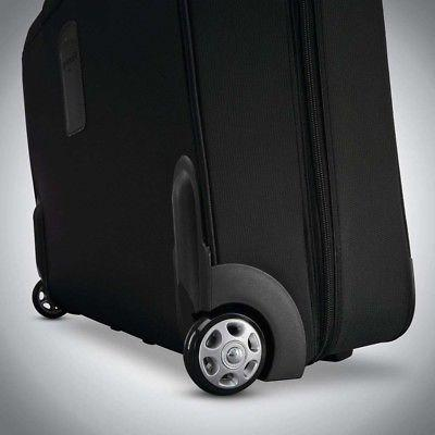 Samsonite Advena Softside Wheeled Ultravalet Bag Black