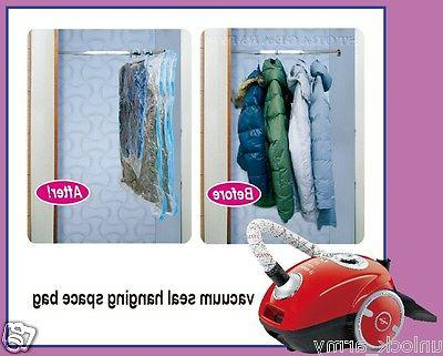 b488af0f16c8 Storage Army Storage Bags Sealed Compressed Vacuum Bag Save Suits/Coats  Space Home Organizer & Travel Storage Saver Bags protection against Water,  ...