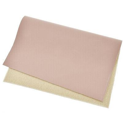 A4 Suede Leather Garment Accessories