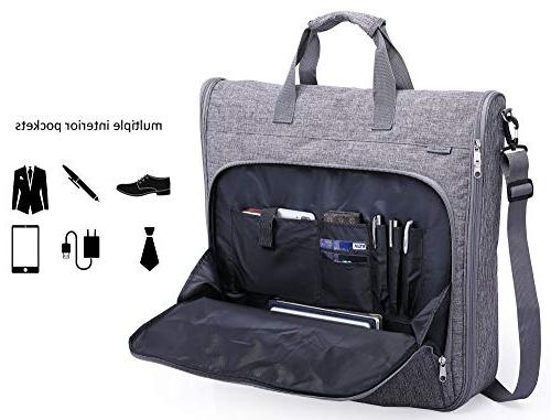 Magictodoor Garment Bag & Business 42""