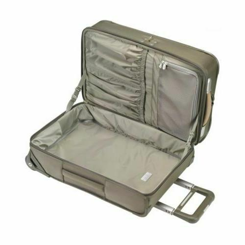BRIGGS Baseline Domestic Carry-On Upright Garment Bag,