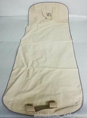 Reed Travel Garment Bag with Handles Pocket New