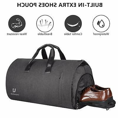 Carry on Garment Large Duffel Suit Travel Weekend