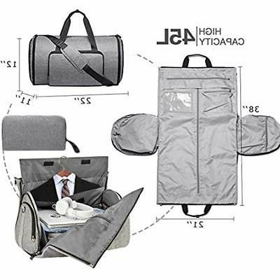 Carry-on Bag Duffel Suit Bags, Foldable For With