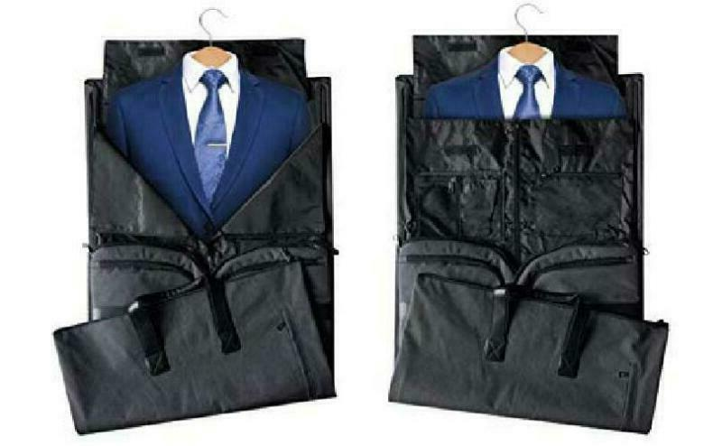 Convertible Suit Bag with Strap