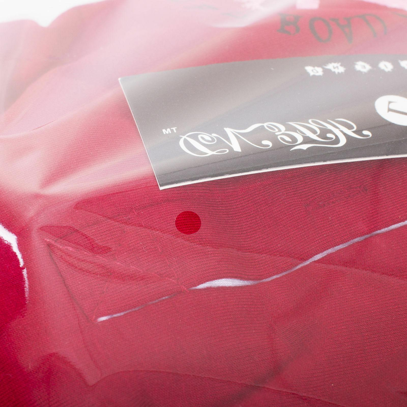 CLEAR GARMENTS PACKAGING OPP NOTICE CELLO