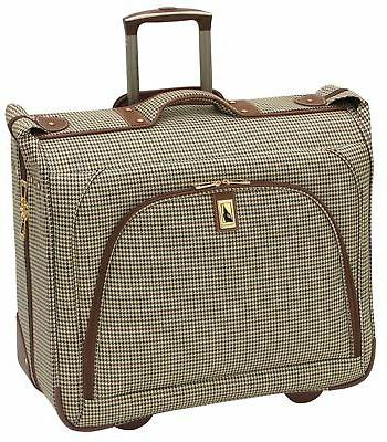 closeout cambridge wheeled garment bag