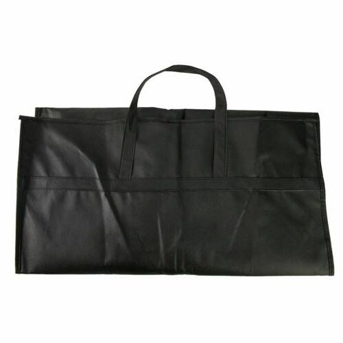 Travel Suit Bag Bag Long Black for Cover