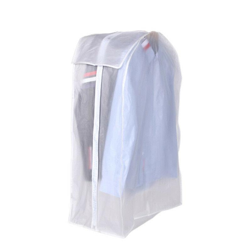 Wardrobe Transparent Clothes Cover Case