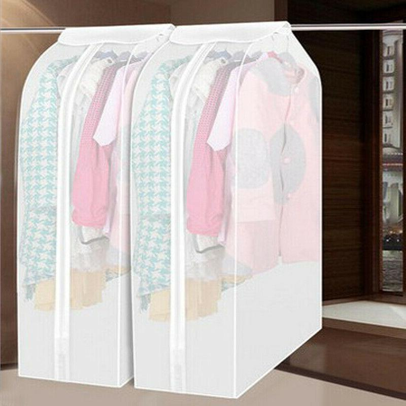 Transparent Garment Cover Case