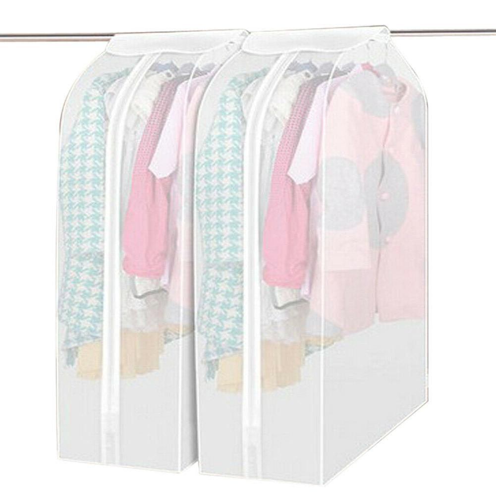 Wardrobe Closet Transparent Clothes Case Dustproof