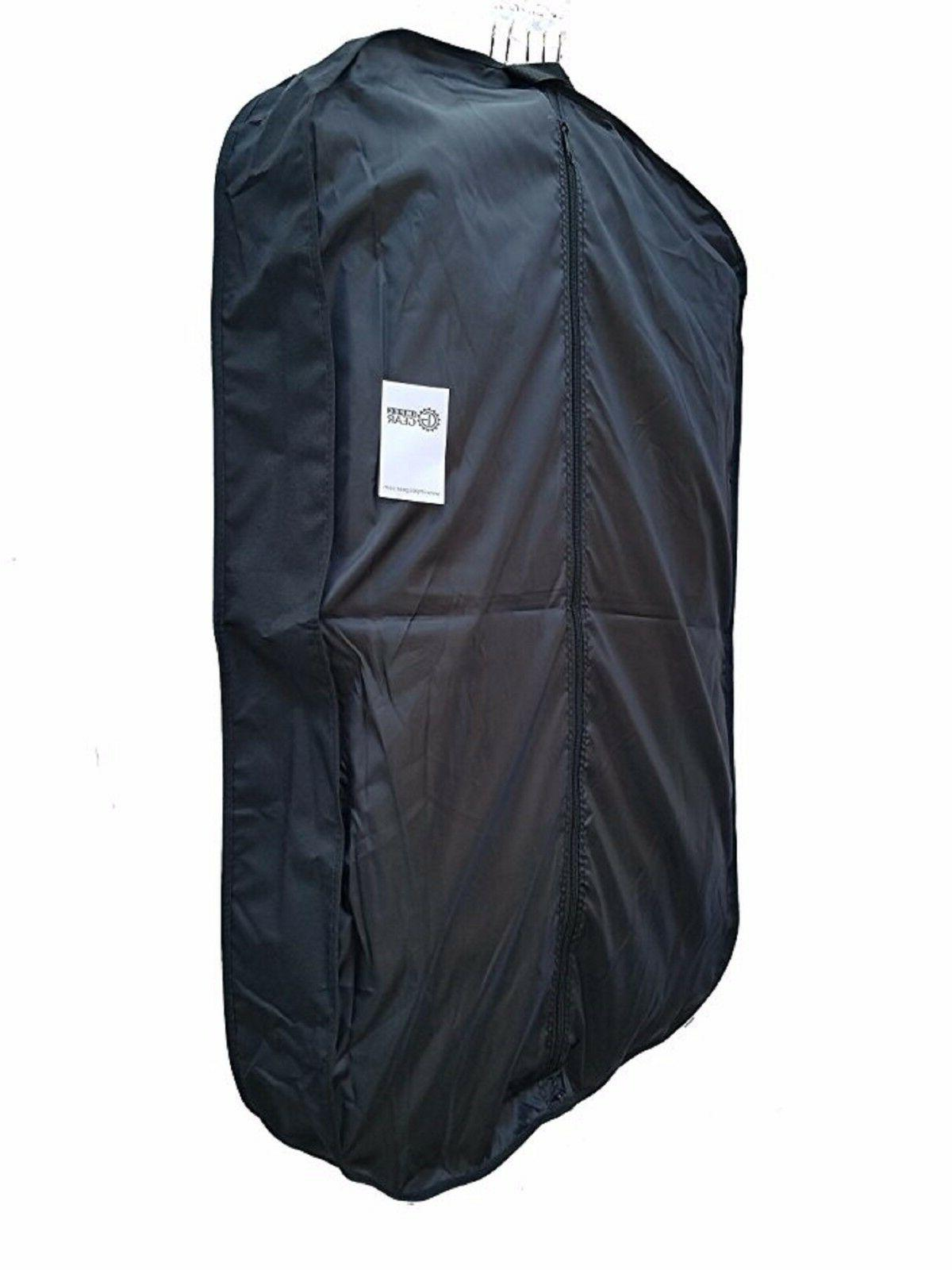 Deluxe Zipped Garment Travel Bag 39x24 Storage