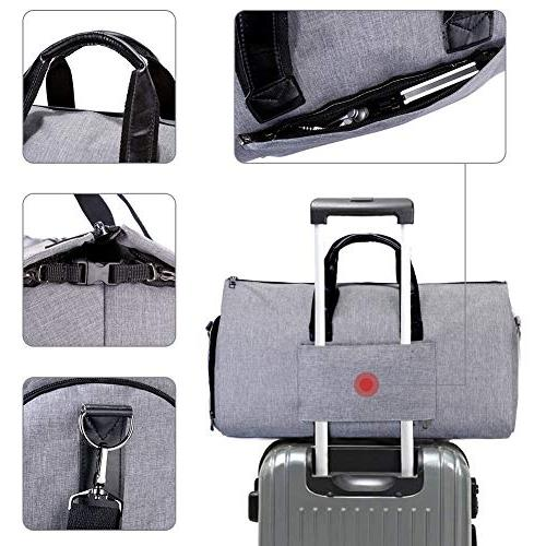 Duffle Bag Carry On Flight Travel Sports