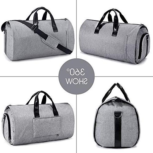 Duffle Bag Bag Carry Flight For Sports