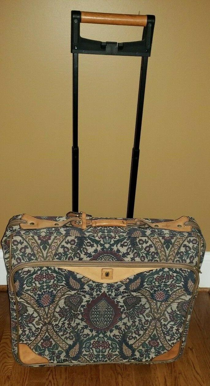 Hartmann Tapestry Paisley Suit/ Luggage