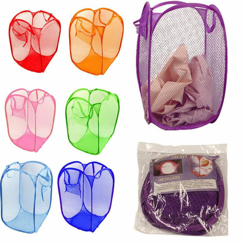 Foldable Basket Farbics Storage