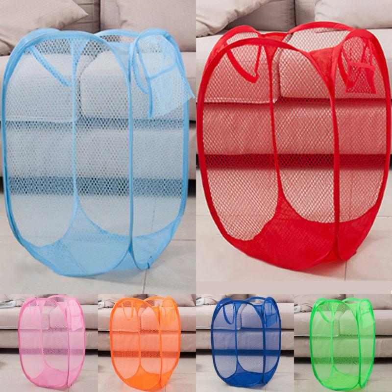 Foldable Garment Bin Basket Bag Storage