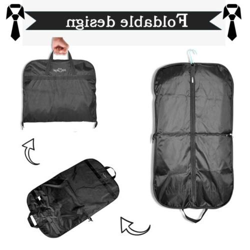 Foldable Travel Garment Storage Suits Bag Carrier Protector