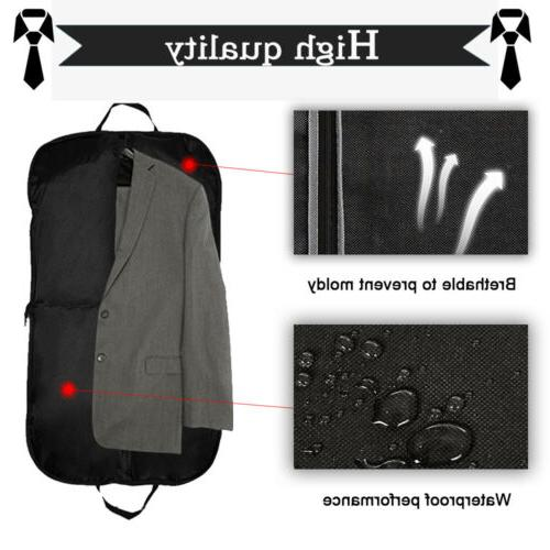 Foldable Travel Suits Bag Cover Carrier Dust Protector