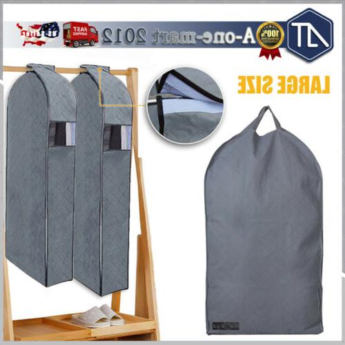 foldable travel garment storage suits bag cloth