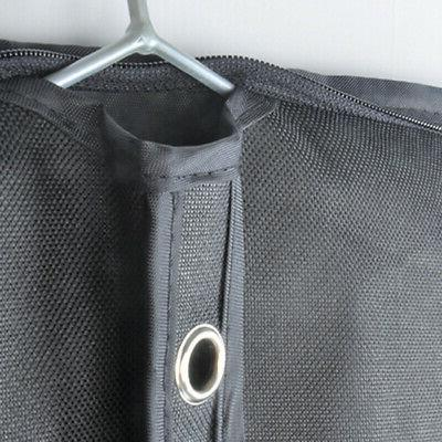 Foldable Zipper Suits Bag Cloth Storage Cover Protector