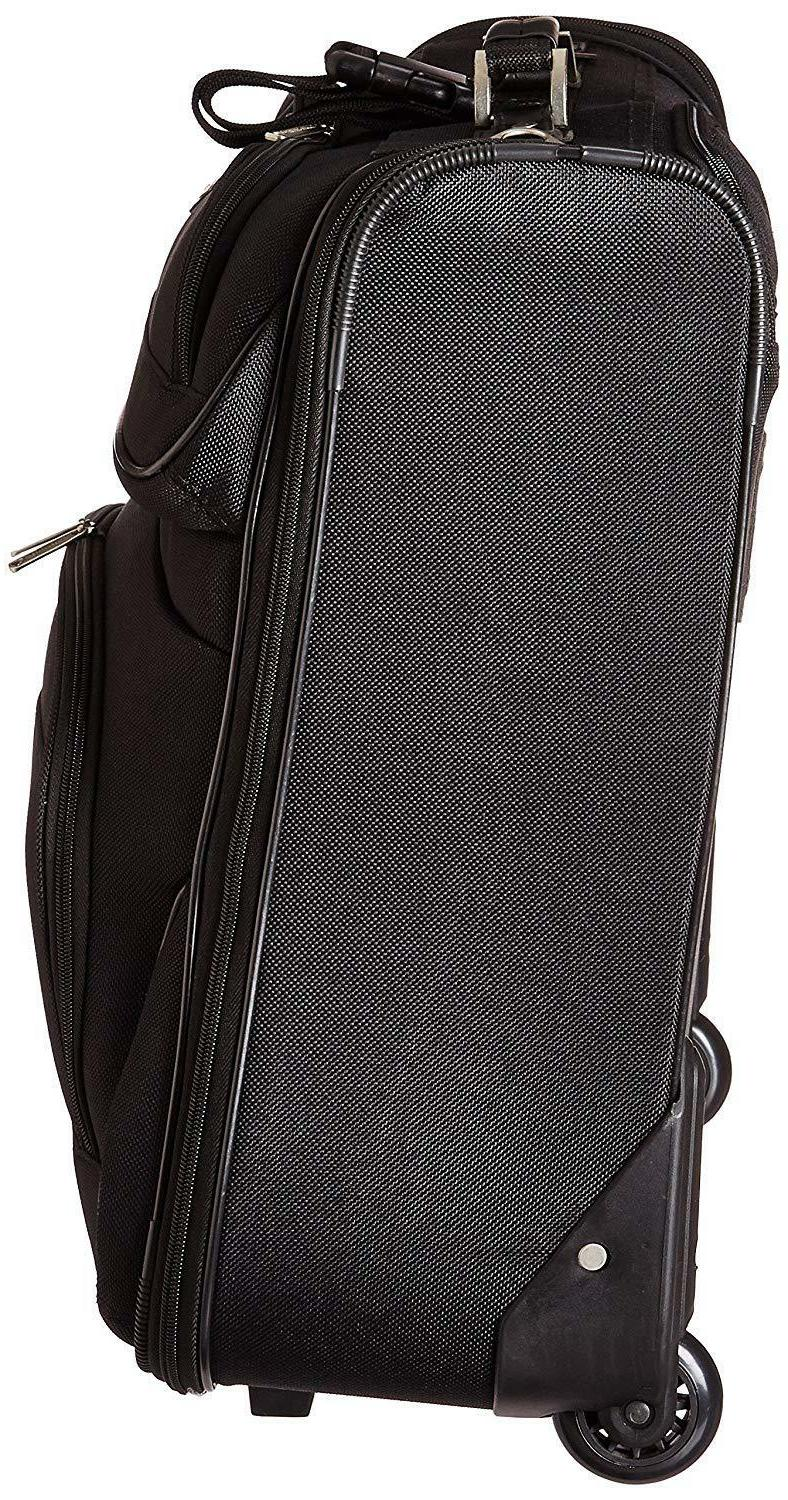 Folding Garment Bag Carry On Wheels Clothing Suits