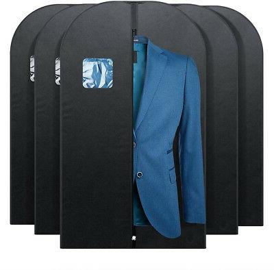 Garment Bag Covers for Luggage Dresses Linens Storage Travel