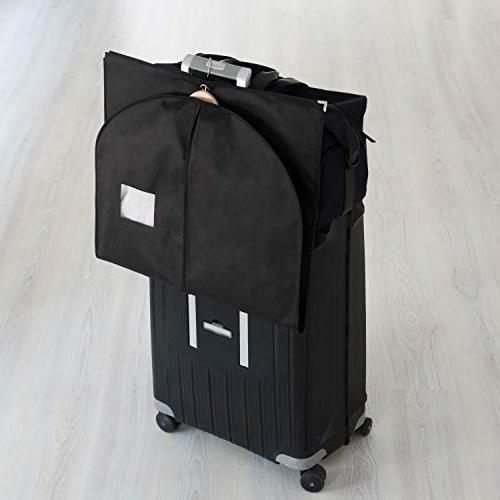 Bruce. 3 Garment Bag Shoe 23.6 Bags and Dresses