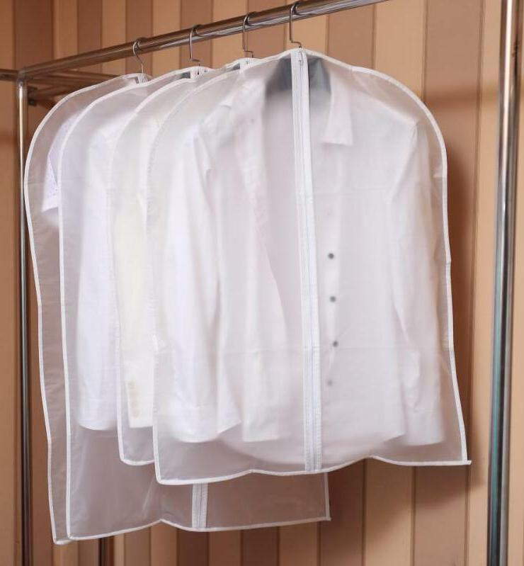Garment Storage Plastic Clear Cover