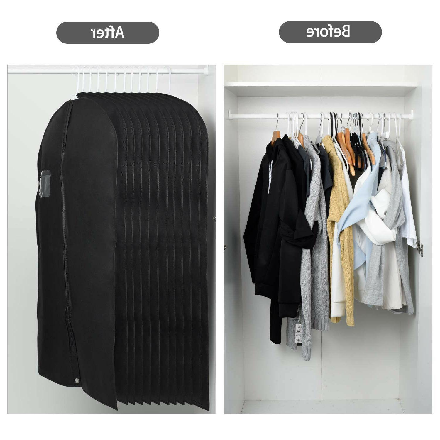 Garment Bag Suit Coat Travel Pack