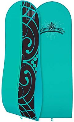 Gusseted Gown Garment Bag for Women�s Prom and Bridal Wedd